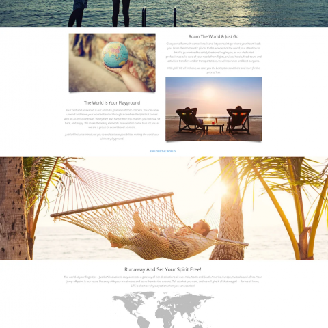 BRIGHTSAND designs - Website Design Just Go All Inclusive