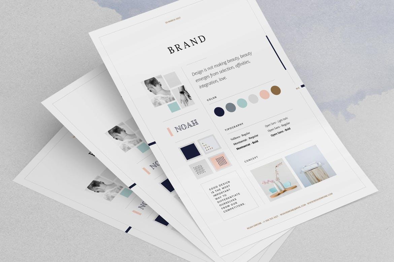 branding report