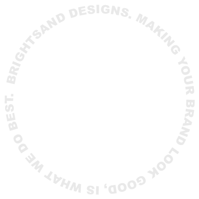 brightsanddesigns circle text