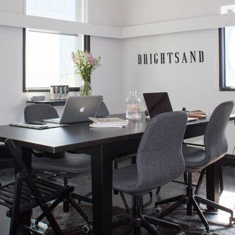 BRIGHTSAND designs office
