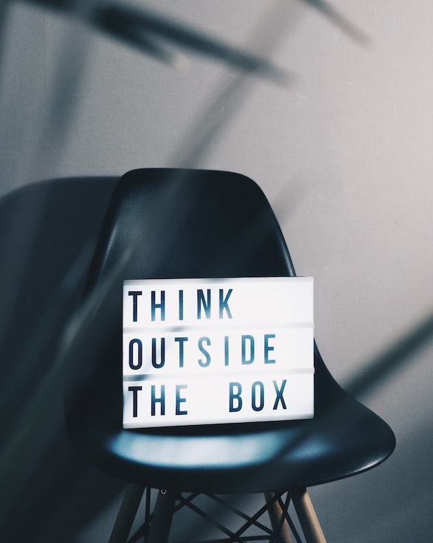 Think Outside the Box BRIGHTSAND designs