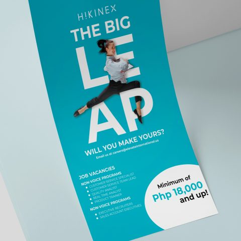 BRIGHTSANDDESIGNS-Hikinex-The-Big-Leap-Flyer
