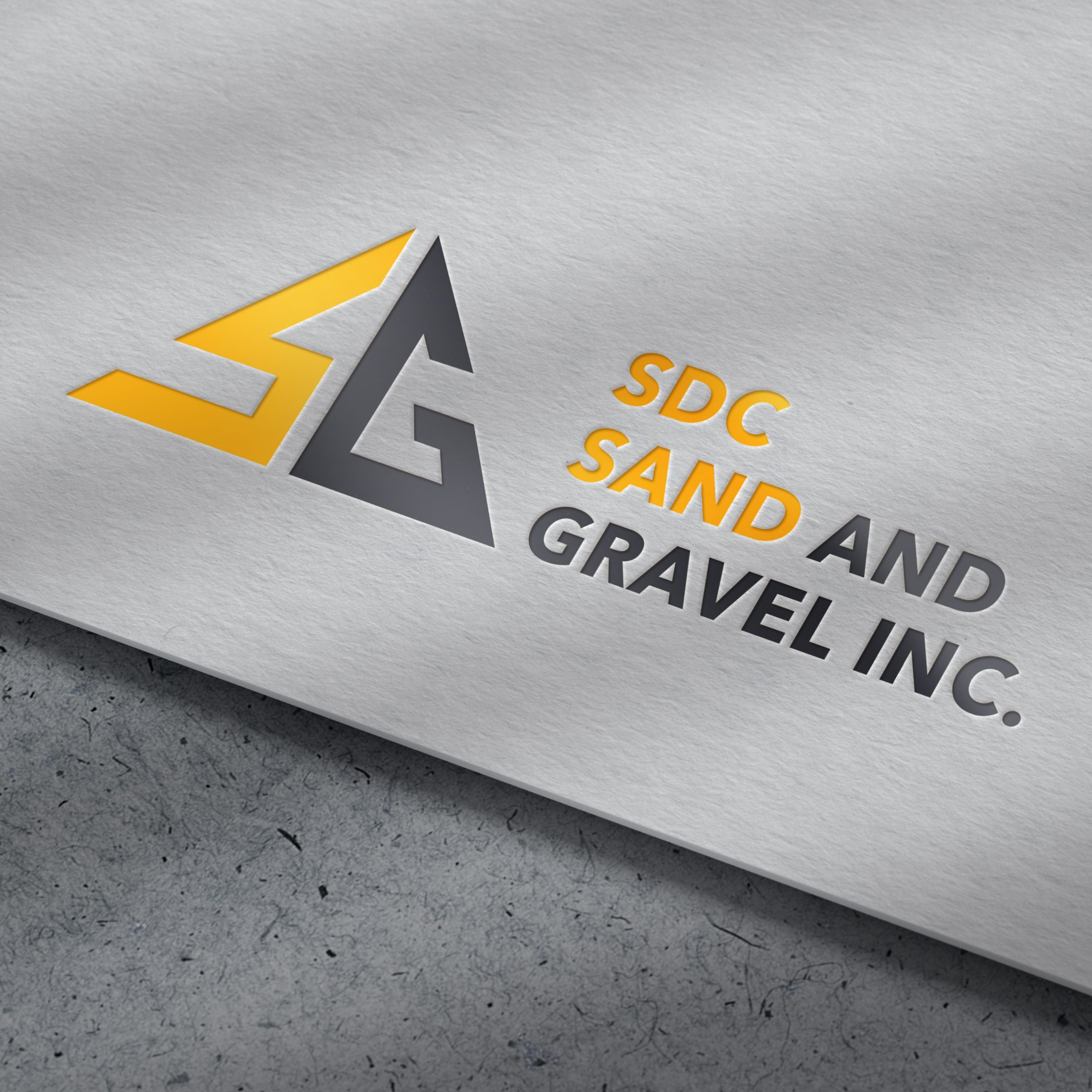 BRIGHTSANDDESIGNS-Sand-and-Gravel-Logo-Branding