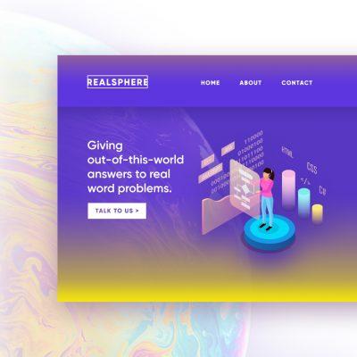 Realsphere Website