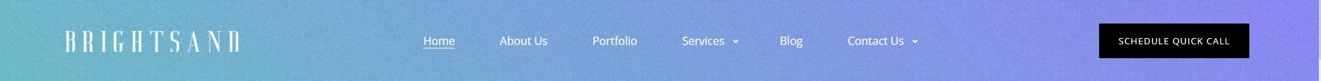 description of brightsnd designs services